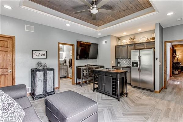 Luxury properties exceptionally detailed custom built home