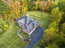 an Exquisite custom home on 5 acres mansions