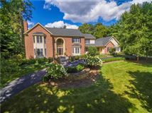 Luxury properties spectacular brick front English country estate