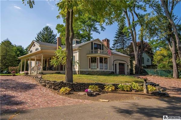 Luxury real estate lovingly restored and updated 1820 home