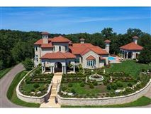 large architecturally impressive home  luxury real estate