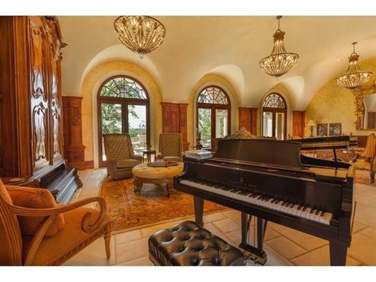 large architecturally impressive home  luxury homes