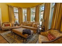 Luxury real estate large architecturally impressive home