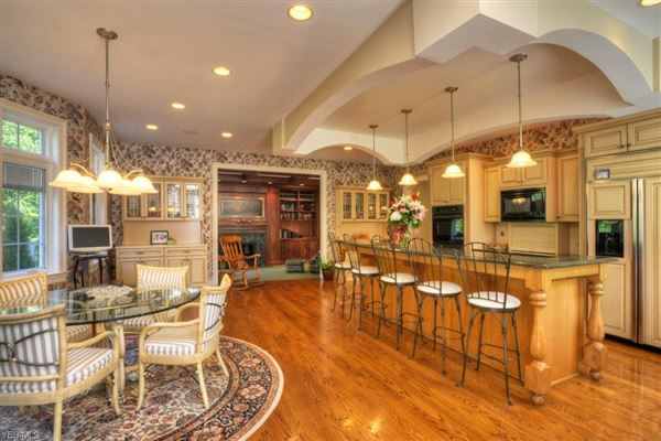 Luxury real estate grand home on over two acres