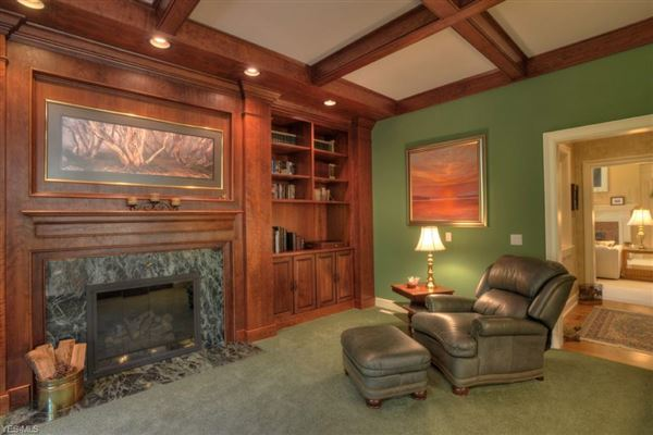 Luxury properties grand home on over two acres