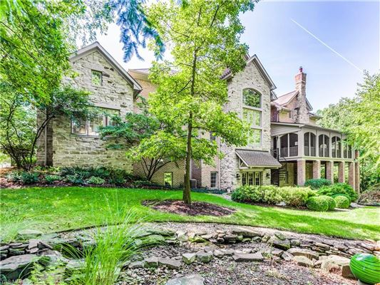 Mansions in grand home on over two acres