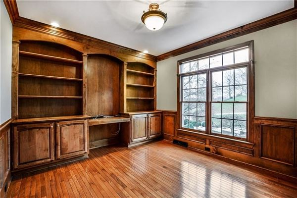 Luxury real estate Stately brick provincial in Pine Timbers