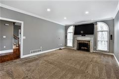 Luxury homes Stately brick provincial in Pine Timbers