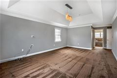 Stately brick provincial in Pine Timbers luxury homes