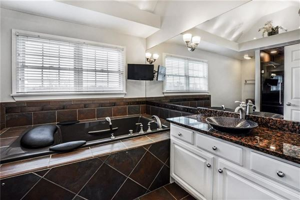 Stately brick provincial in Pine Timbers luxury properties