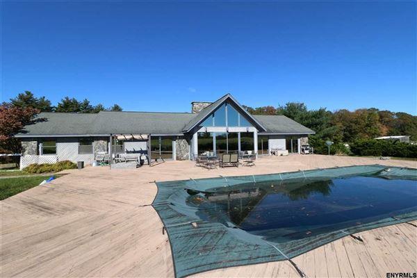 custom home on 90-plus acres luxury real estate