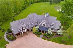 impeccable craftsman-style estate luxury real estate