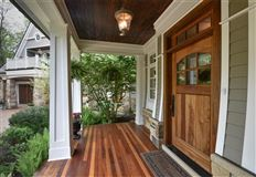 Mansions  impeccable craftsman-style estate