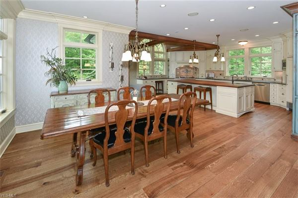 Luxury properties  impeccable craftsman-style estate