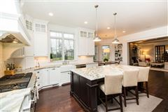 Luxury homes in custom home at Barrington Country Club