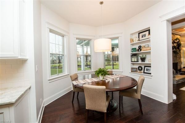 Luxury real estate custom home at Barrington Country Club