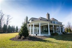 Mansions in custom home at Barrington Country Club