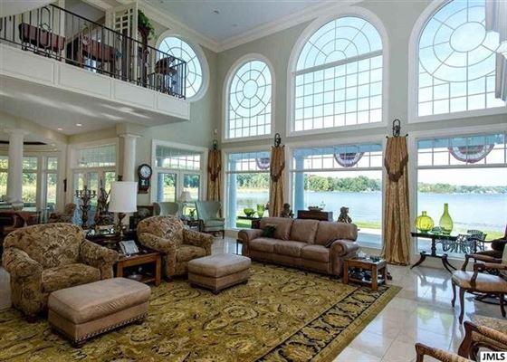 11 Acre Michigan Waterfront Retreat Michigan Luxury