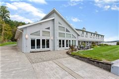 Mansions One of a Kind Skaneateles Lakefront Compound