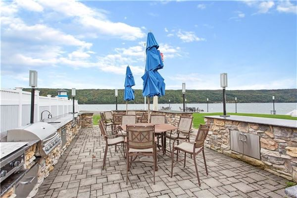Luxury homes One of a Kind Skaneateles Lakefront Compound