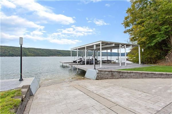 Luxury properties One of a Kind Skaneateles Lakefront Compound