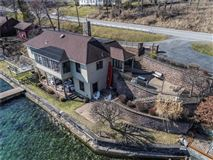 spacious lake home with expansive  views luxury properties