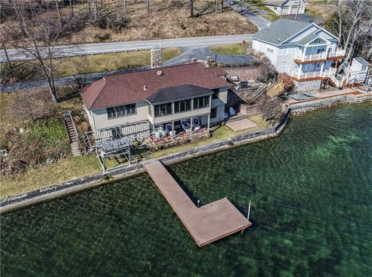 spacious lake home with expansive  views luxury homes