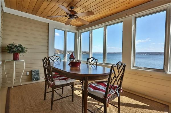 Luxury properties spacious lake home with expansive  views