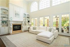 Custom built home in lucas county mansions