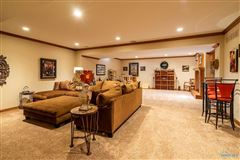 Luxury real estate Custom built home in lucas county