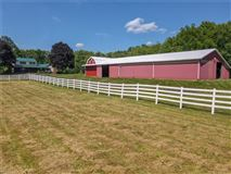fantastic farm house sitting on beautiful large acres mansions