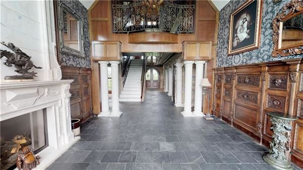 Luxury properties one-of-a-kind French Chateau style treasure