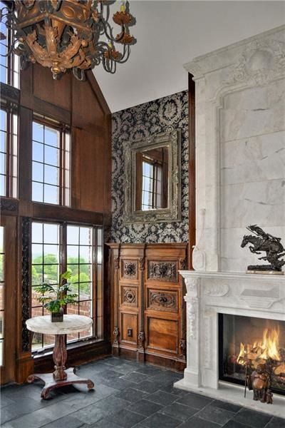 one-of-a-kind French Chateau style treasure luxury properties