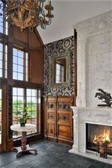Luxury real estate one-of-a-kind French Chateau style treasure
