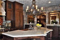 one-of-a-kind French Chateau style treasure luxury homes