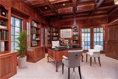 Luxury real estate newly remodeled home on eight private acres