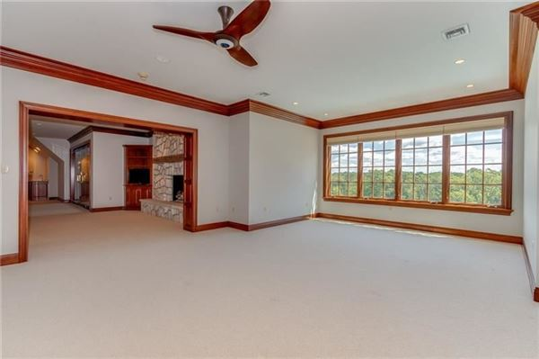 newly remodeled home on eight private acres luxury homes