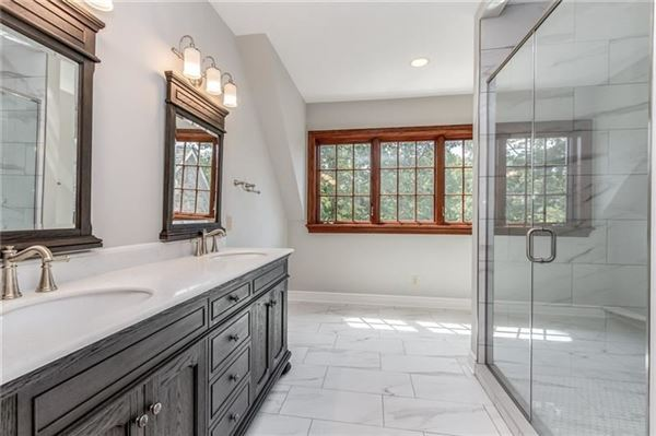 Luxury properties newly remodeled home on eight private acres
