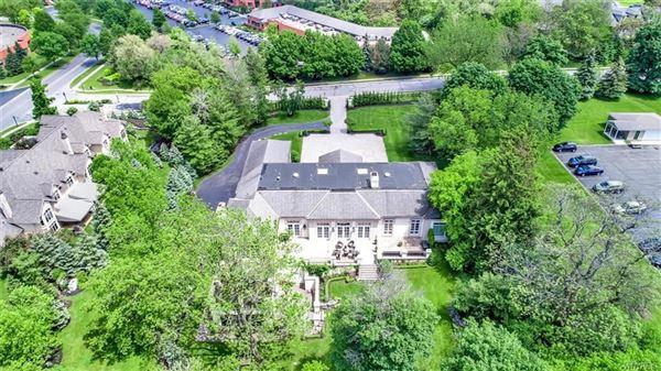 Luxury homes exquisite Williamsville property
