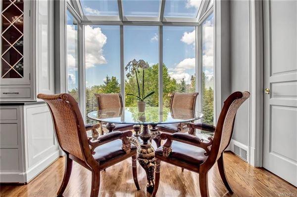 Luxury homes in exquisite Williamsville property