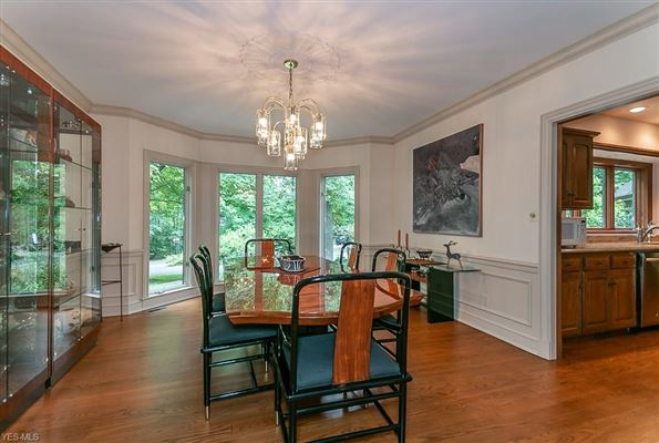 Mansions in stately home on five private wooded acres
