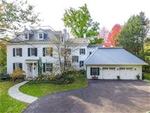 a Stately Sewickley Village home mansions