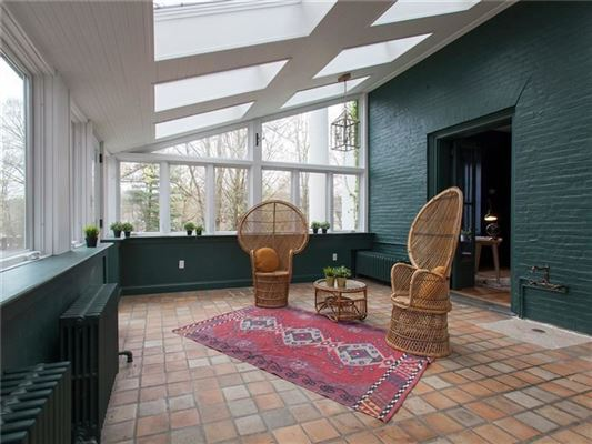 a Stately Sewickley Village home luxury real estate