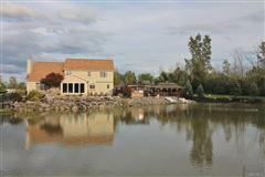 a 55 acre mini estate  mansions
