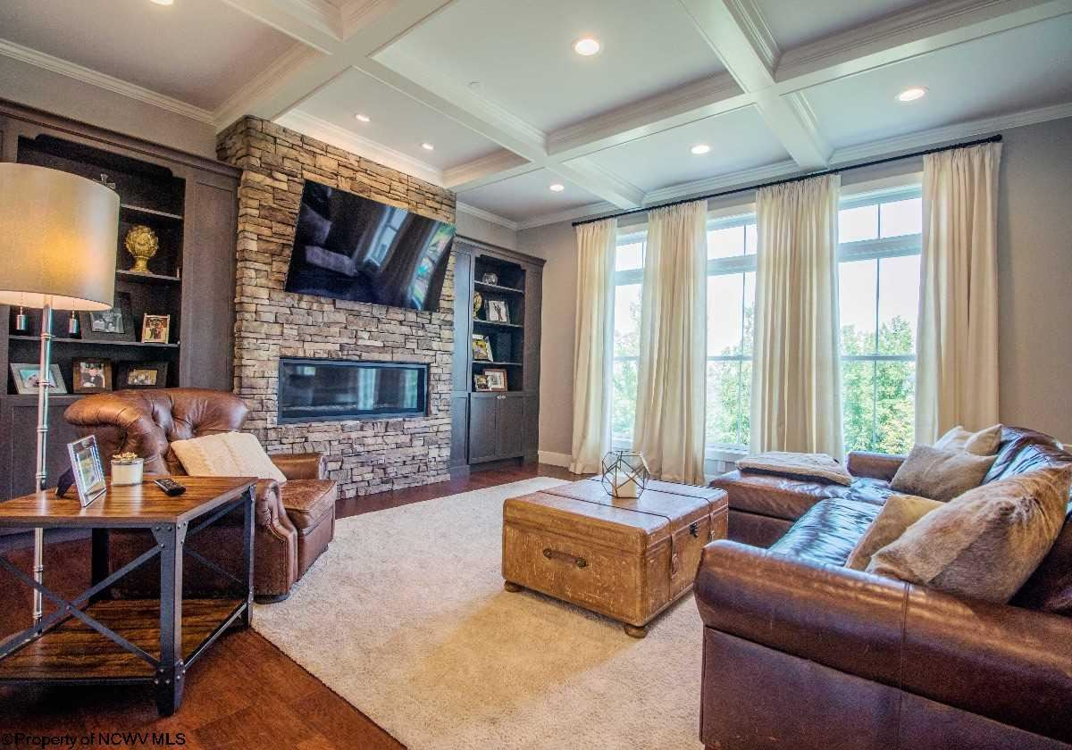 magnificent state of the art Cheat Lake residence luxury homes
