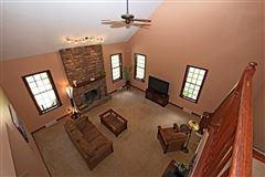 custom executive brick home on  over 68 acres luxury properties