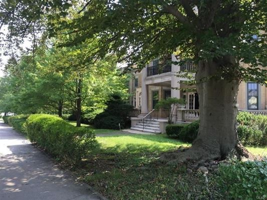 Luxury real estate grand historic mansion