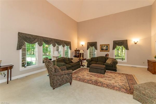stately brick home on five wooded acres luxury properties