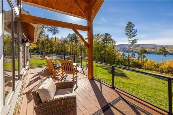THE EPITOME OF LUXURIOUS CANANDAIGUA LAKE LIVING mansions