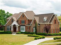 Luxury homes executive brick French Provincial